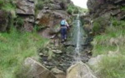 Cloughs Waterfalls