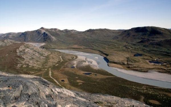 Arctic Circle Trail