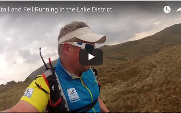 Kingsley goes trail and fell running in the Lake District