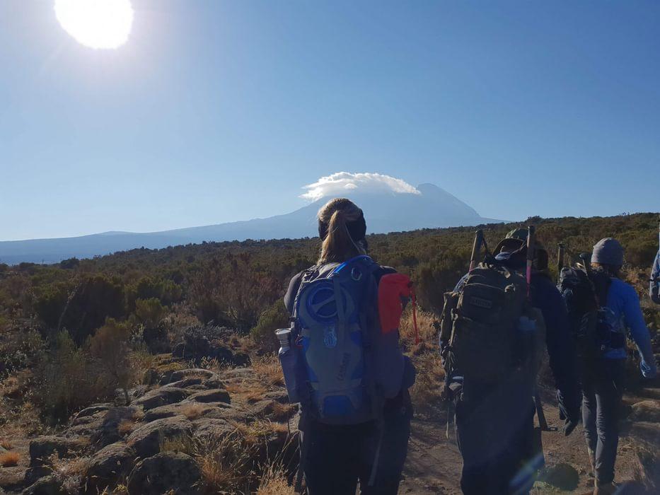 Shira Plateau Mt Kilimanjaro