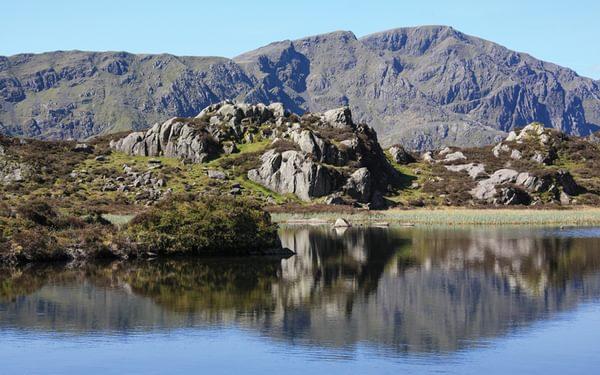 Lake District High level fells