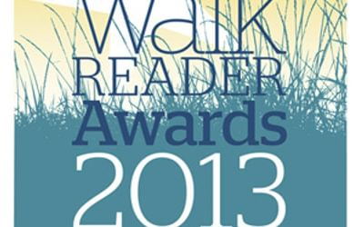 Walk Reader Awards 2013