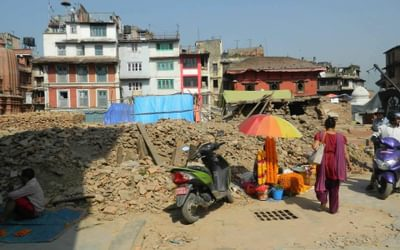 News from Nepal - final news from Siân and Bob