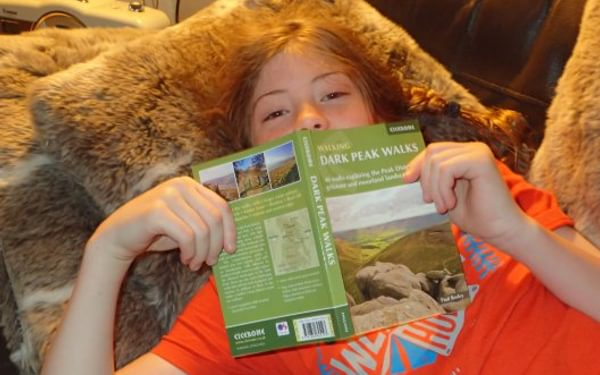 Great To See Young Explorers Like Neve Out Having Adventures In The Dark Peak  Photo By Chris Blake With Permission