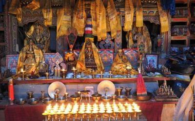 Thongdrol Bon Monastery Chharka Bhot