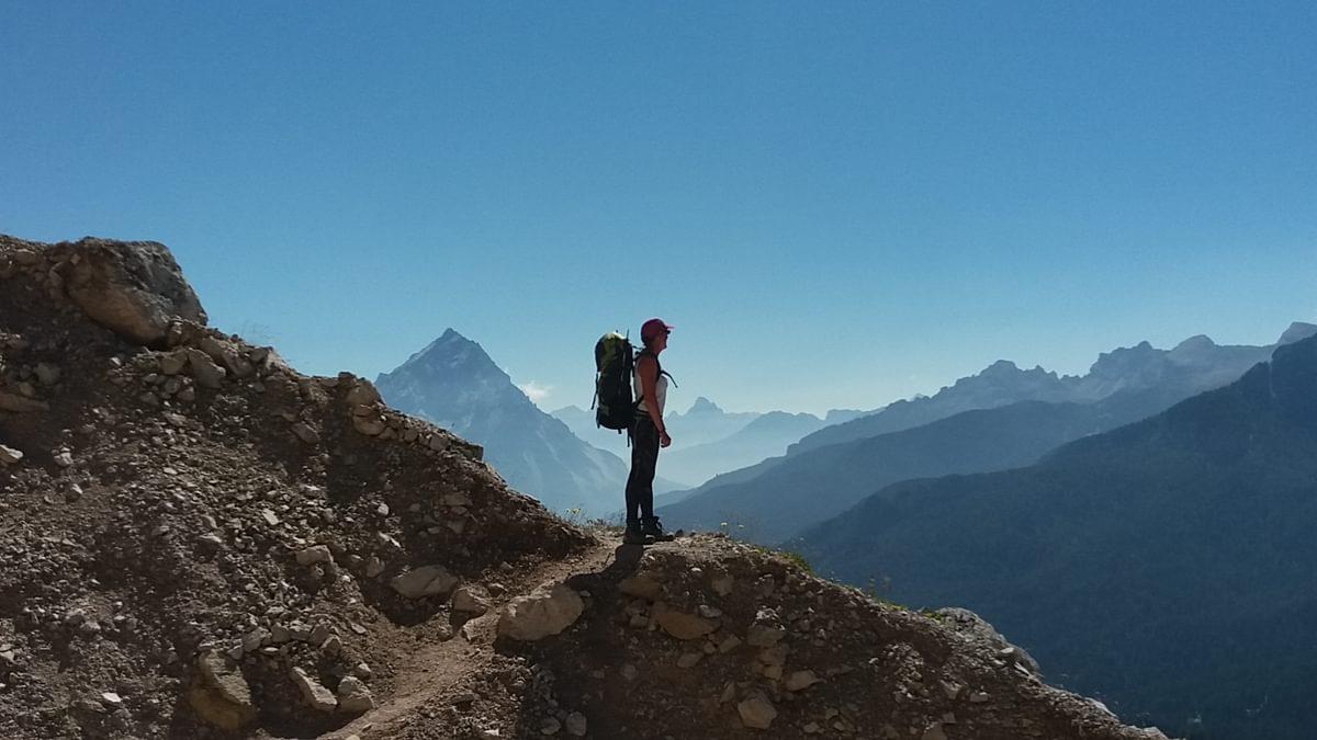Ben Ankers Sentieri Olivieri Tofana Dolomites Helen Steer 1
