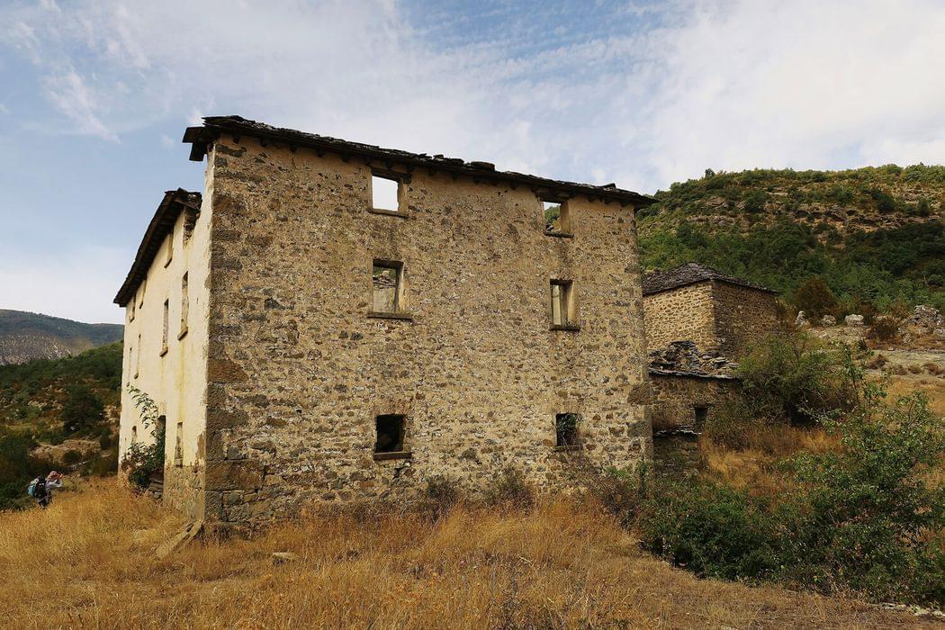 Aragons mountain villages