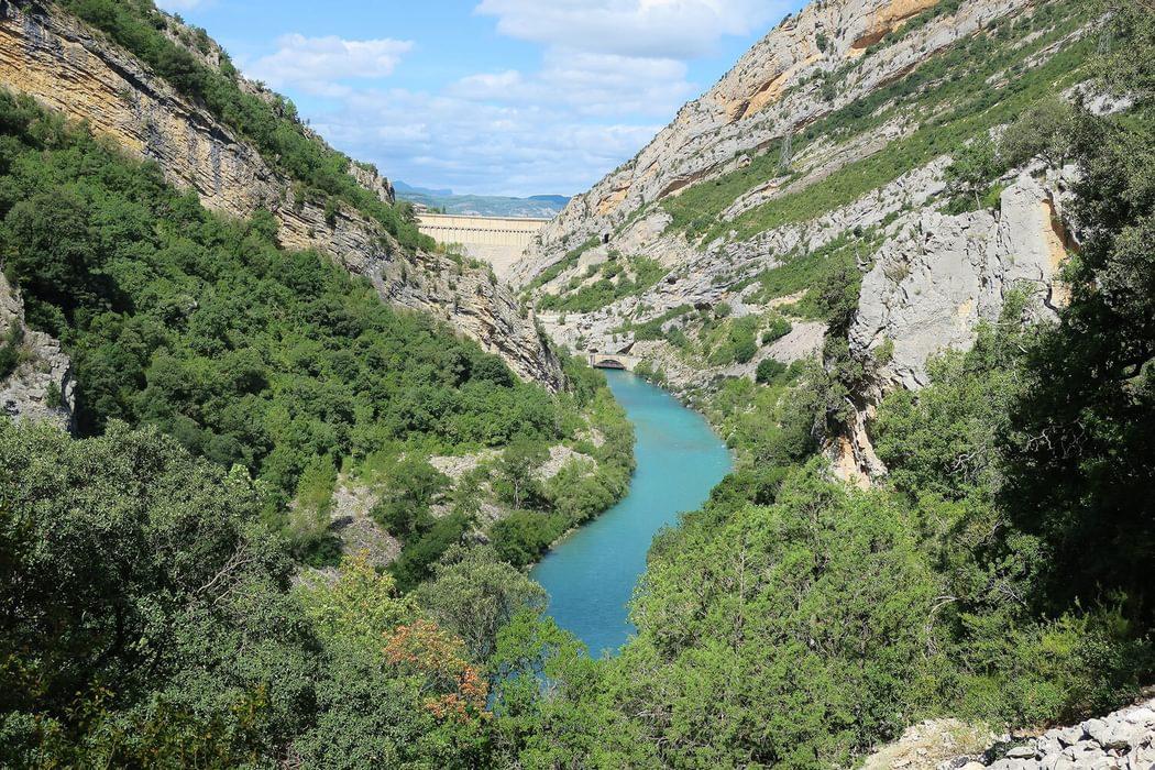 Rio Cinco gorge
