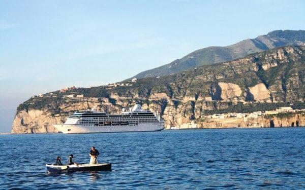 The coast of Sorrento