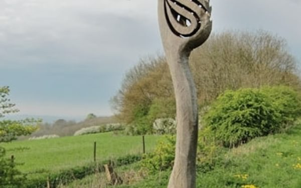 There's lots to see on the North Downs Way