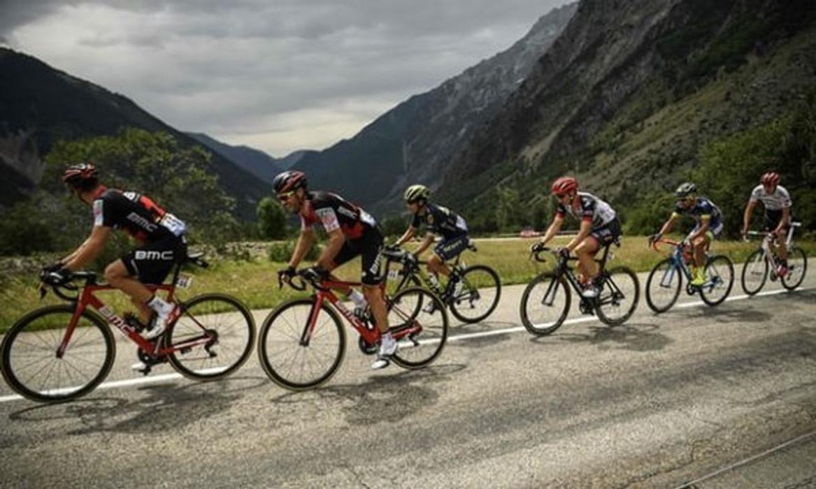 The Tour De France 2017 Photograph Lionel Bonaventure Afp Getty Images