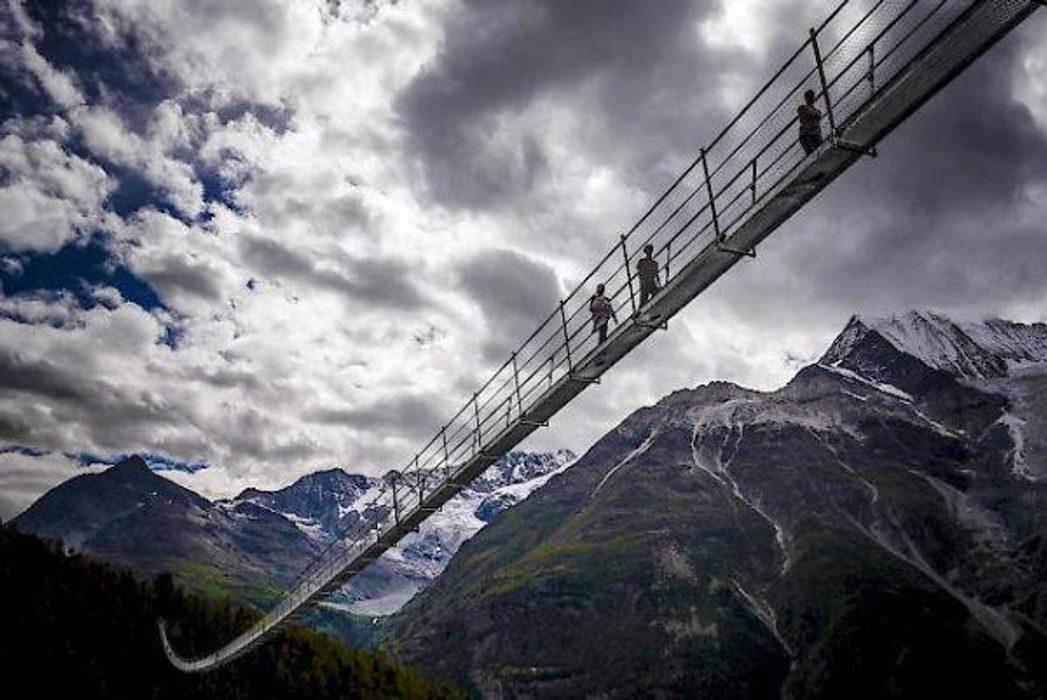The new Europaweg bridge