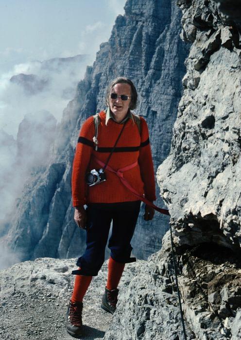 Walt Unsworth 1976 Dolomites