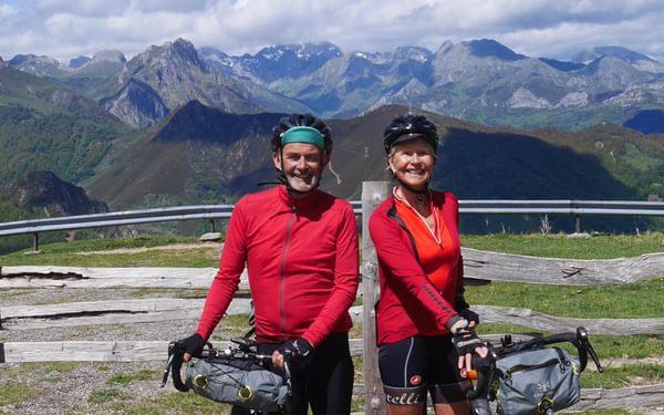 Crossing The Cantabrian Mountains Llana De Puerto