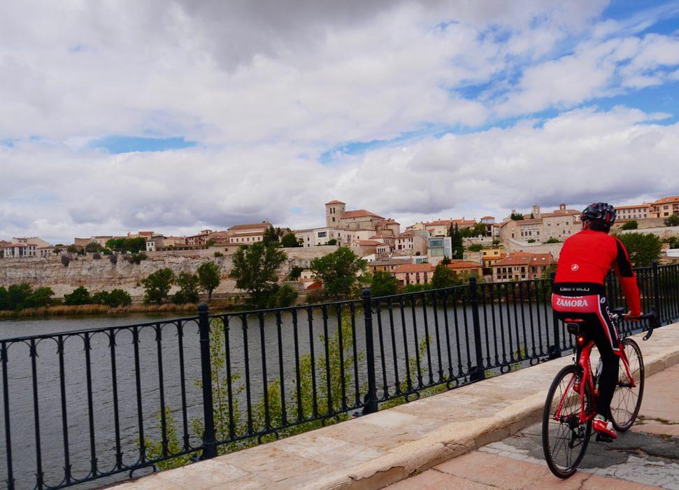 Local Escort Into Zamora