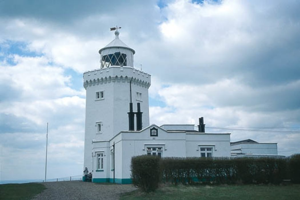 South Foreland Lighthouse Walking In Kent