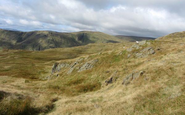 05A Approaching Grey Crag Longsleddale