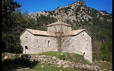 Day 11 The 11Th Century Ermita De Sant Pere De Graudescales