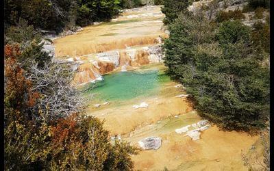 Day 24 The Rio Fulmen At The Sierra Y Canones De Guara Natural Park