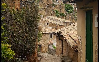 Day 29 Gallipienzo Antiguo An Old Hilltop Village
