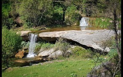 Day 8 The Llucanes River Close To Moli De Puig Oriol