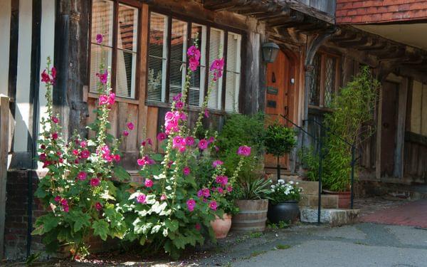 Historic Corner Of Penshurst
