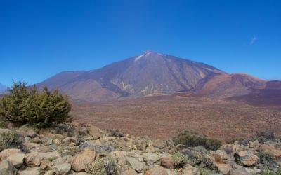 The mighty El Teide