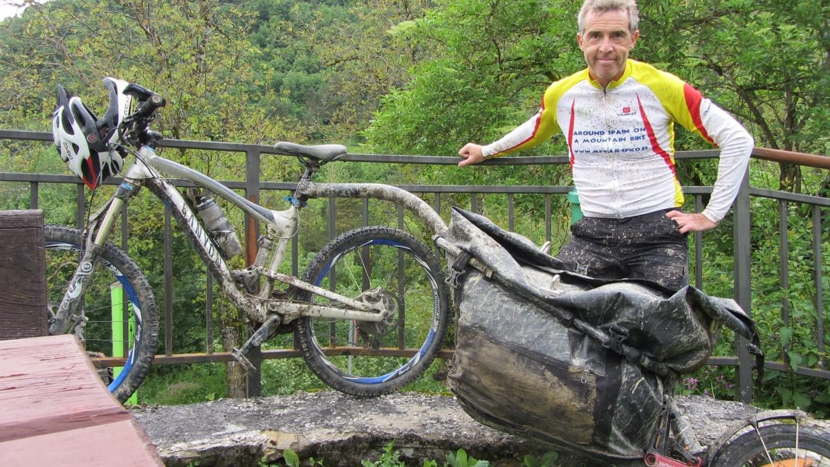 After A Muddy Descent To Isaba
