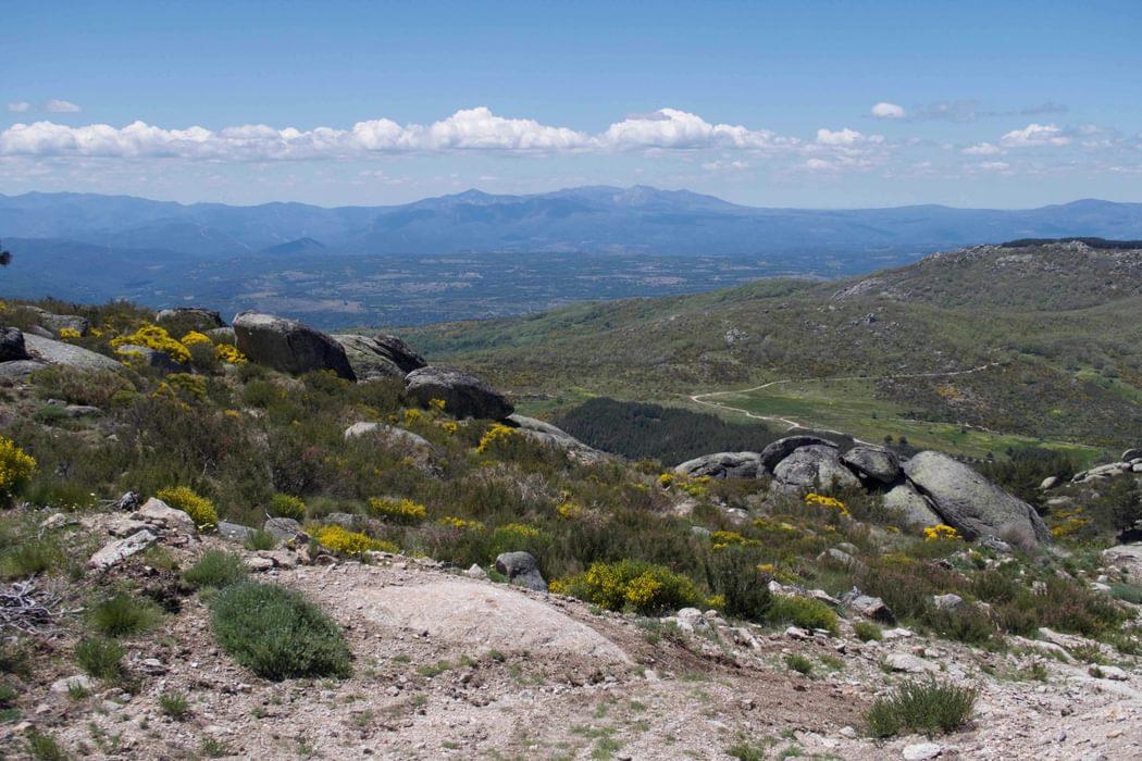 4  The View Towards Las Hurdes