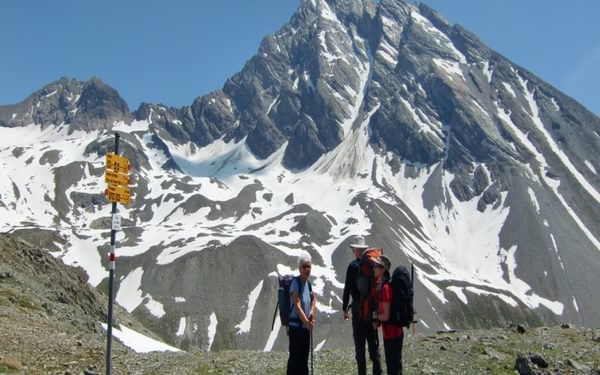 002 - Trekking in the Silvretta and Rätikon Alps