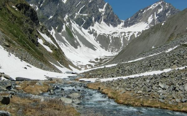 003 - Trekking in the Silvretta and Rätikon Alps