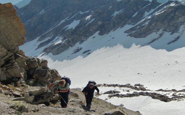 008 - Trekking in the Silvretta and Rätikon Alps