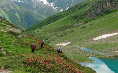 010 - Trekking in the Silvretta and Rätikon Alps