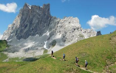 014 - Trekking in the Silvretta and Rätikon Alps