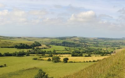 Eggardon Hill, Jurassic Coast