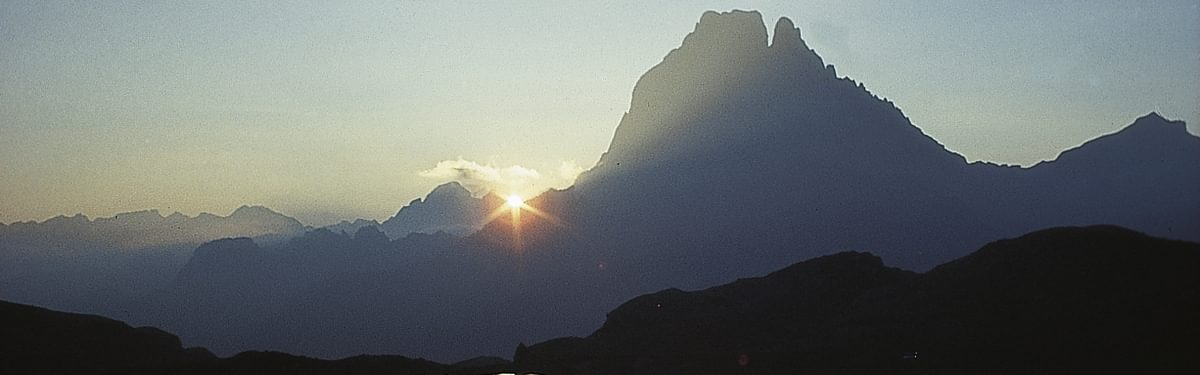 Pic du Midi d'Ossau, Pyrenees
