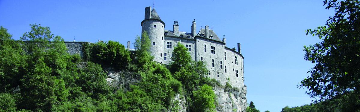 Château de Walzin, Ardennes