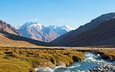 Langar Valley, Tajikistan