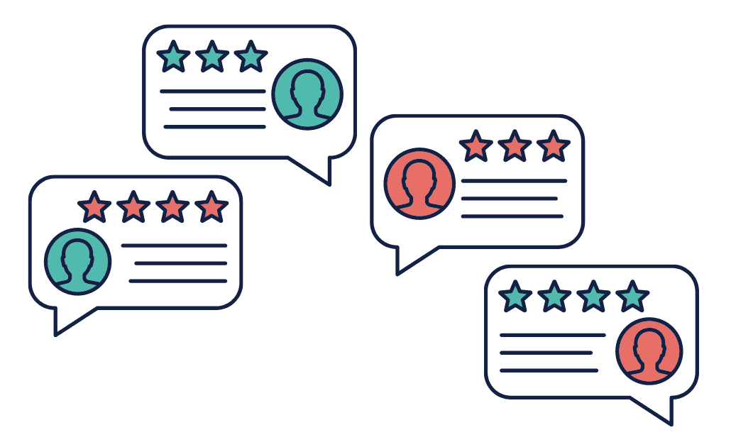 how veterinary practices should deal with online reviews