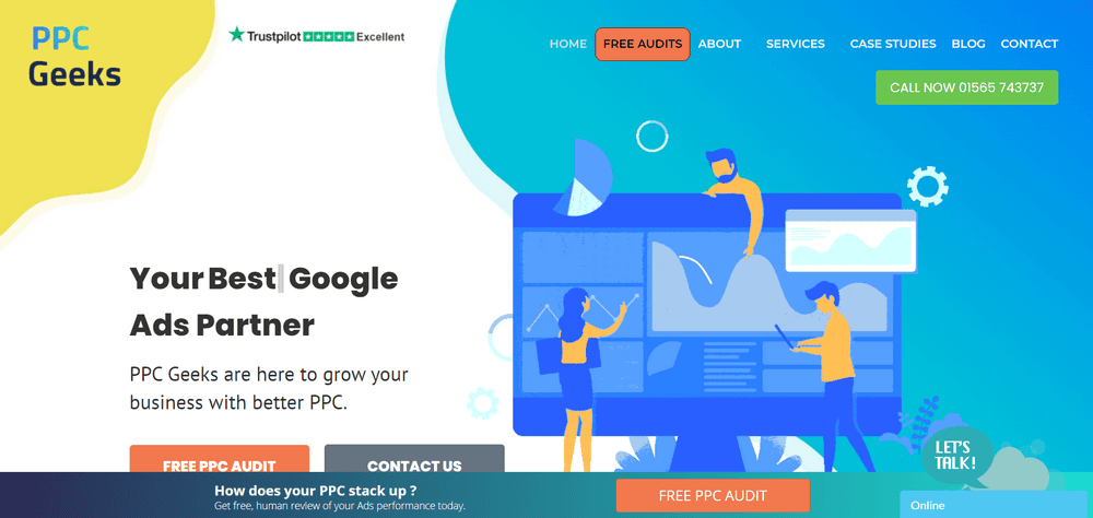 Top Google Ads Agencies for Startups