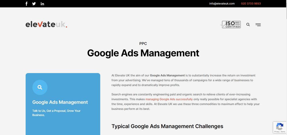 Top Google Ads Agencies for SaaS & Tech Brands