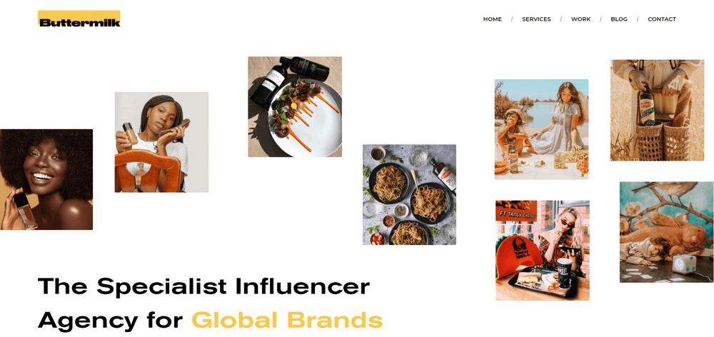 Top Instagram Influencer Agency
