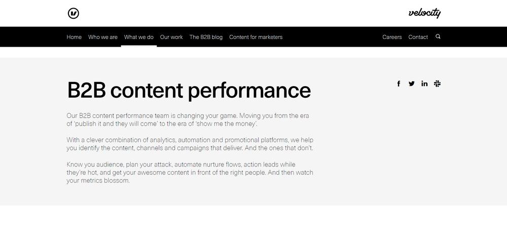 Top Performance Marketing Agencies for B2B Brands