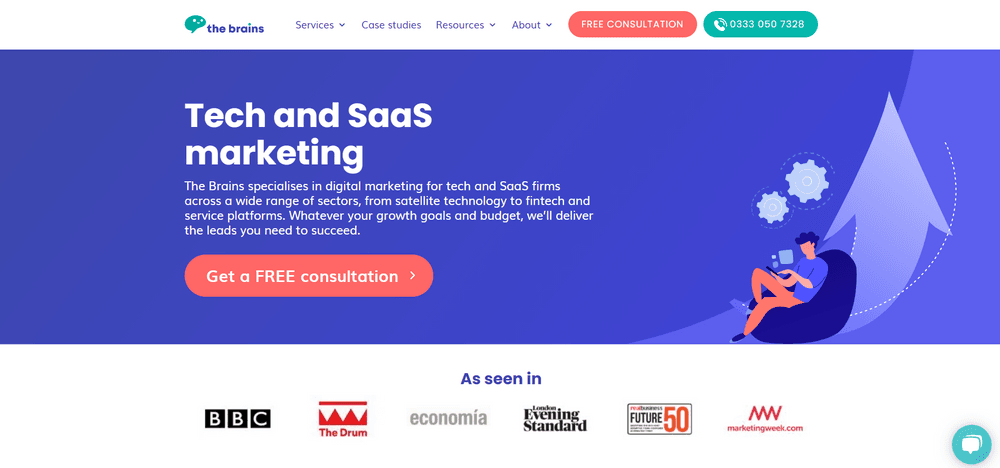 Top Performance Marketing Agencies for SaaS and Tech Brands