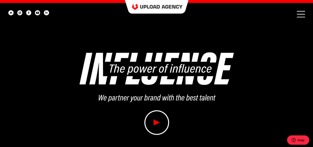 Top YouTube Influencer Agency