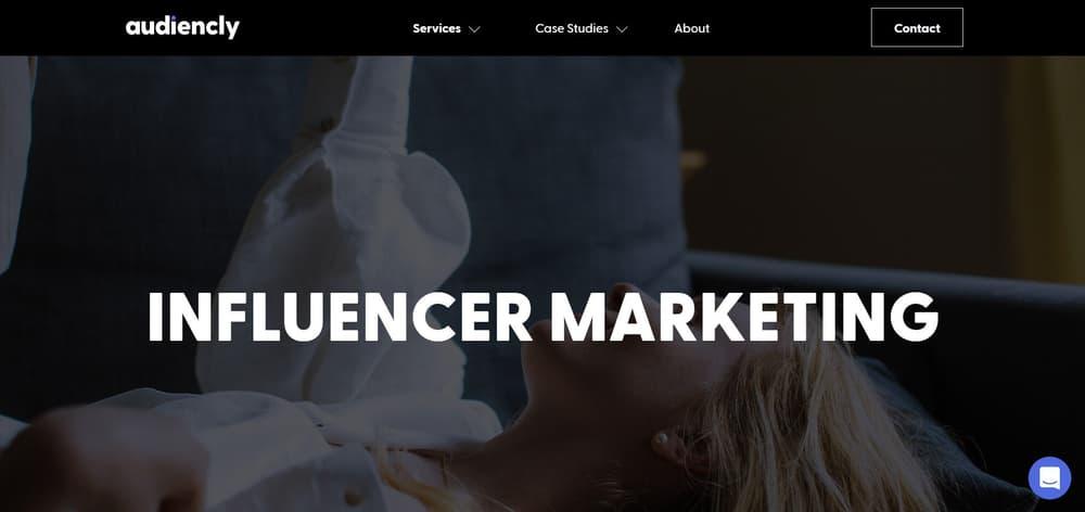 Audiencly - TikTok Influencer Agency
