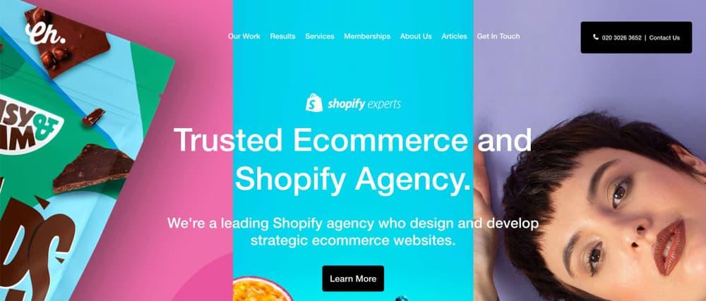 Charle - London Shopify Agency