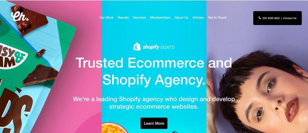 Charle - eCommerce Web Development & Marketing agency