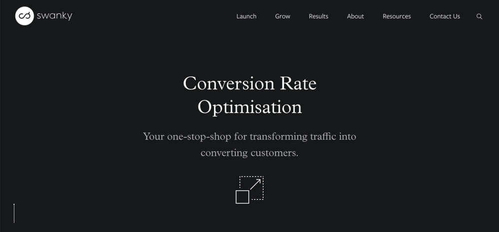 Conversion Rate Optimisation for Shopify - Swanky Agency