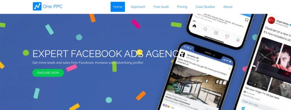 Facebook Ads Experts - One PPC Agency